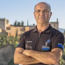 Antonio Aguilera. Gerente de Rutas MTB Granada